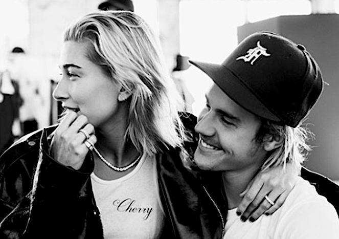 Sind ein Paar Bieber y Baldwin