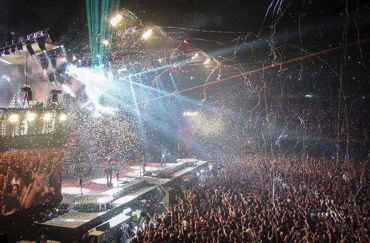 Livekonzert Kiss